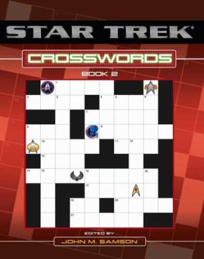 Star Trek Books - Star Trek Crosswords Book 2 (Star Trek All)