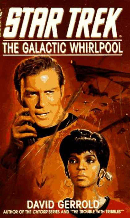 Star Trek Books - The Galactic Whirlpool (Star Trek)
