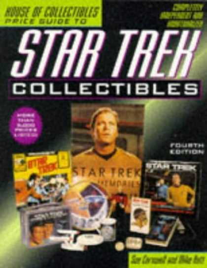 Star Trek Books - House of Collectibles Price Guide to Star Trek Collectibles, 4th edition (Offici
