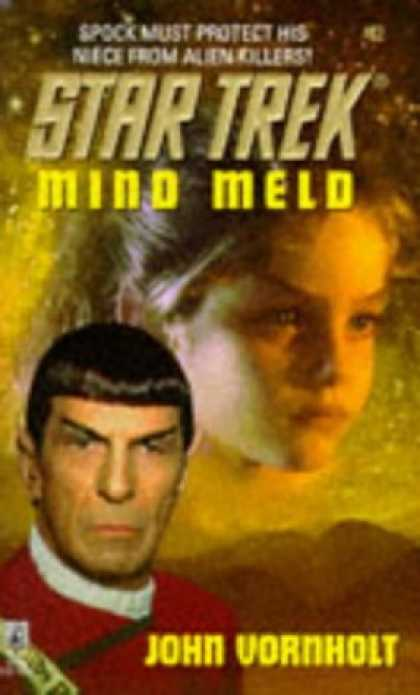 Star Trek Books - Mind Meld (Star Trek: The Original Series)