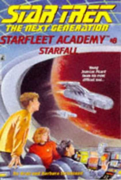 Star Trek Books - Starfall (Star Trek : The Next Generation : Starfleet Academy, No 8)