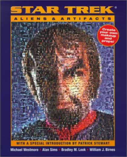 Star Trek Books - Star Trek: Aliens & Artifacts