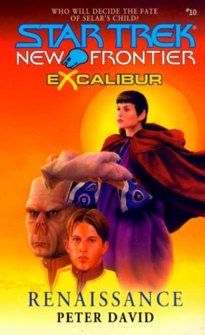 Star Trek Books - Renaissance (Star Trek New Frontier: Excalibur, Book 10)