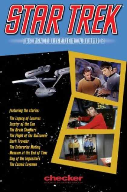 Star Trek Books - Star Trek: The Key Collection, Vol. 2