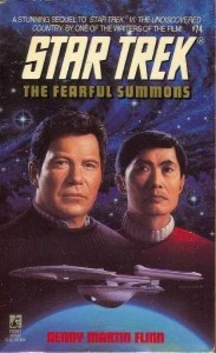 Star Trek Books - Fearful Summons (Star Trek: The Original Ser., No. 74)