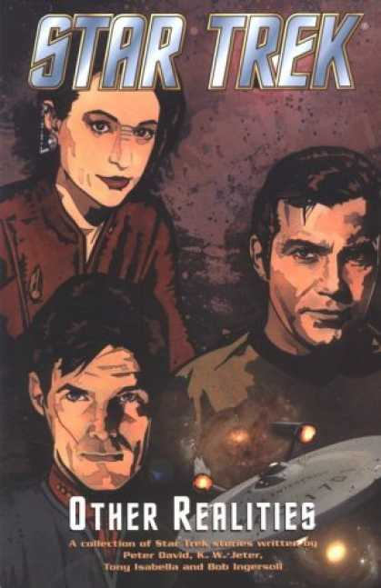 Star Trek Books - Star Trek: Other Realities (Graphic Novel)