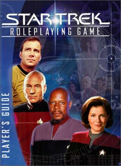 Star Trek Books - Star Trek Roleplaying Game: Player's Guide