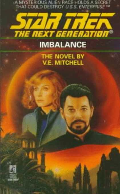 Star Trek Books - Imbalance (Star Trek The Next Generation, No 22)