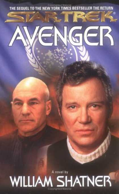 Star Trek Books - Avenger (Star Trek)