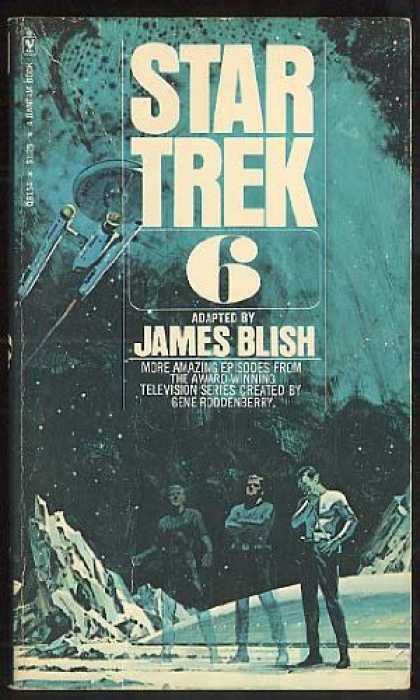 Star Trek Books - Star Trek 6