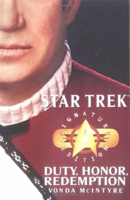 Star Trek Books - Duty, Honor, Redemption (Star Trek: All)
