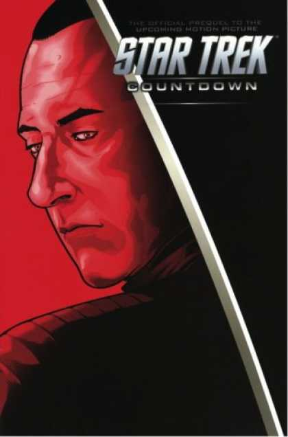 Star Trek Books - Star Trek: Countdown (The Movie Prequel)