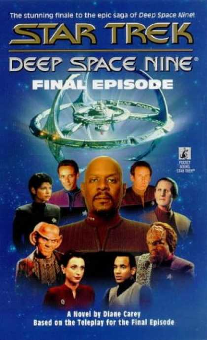 Star Trek Books - What You Leave Behind (Star Trek Deep Space Nine)
