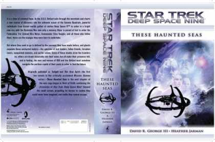 Star Trek Books - Star Trek: Deep Space Nine: These Haunted Seas