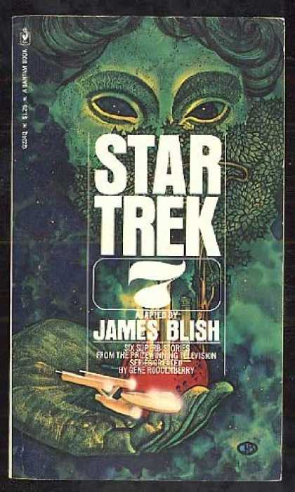 Star Trek Books - Star Trek 7