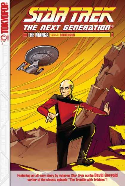 Star Trek Books - Star Trek: The Next Generation Volume 1 (v. 1)