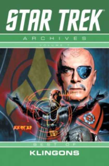 Star Trek Books - Star Trek Archives Volume 7: The Best of Klingons
