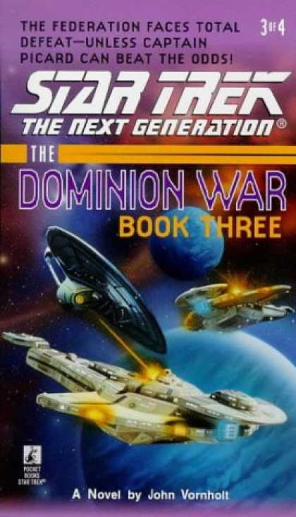Star Trek Books - Tunnel Through the Stars: The Dominion War, Book 3 (Star Trek: The Next Generati