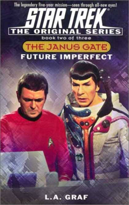 Star Trek Books - Future Imperfect: Janus Gate Book Two (Star Trek The Original series)