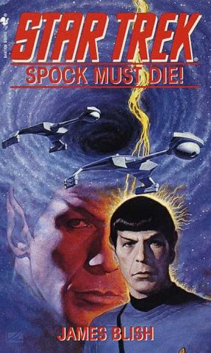 Star Trek Books - Spock Must Die! (Star Trek)