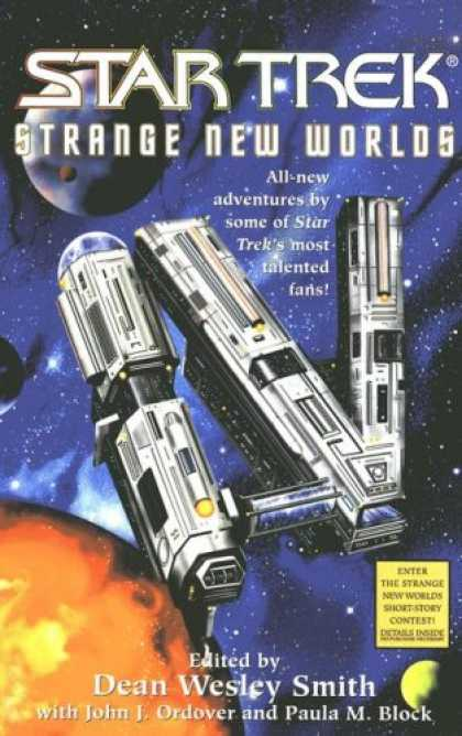 Star Trek Books - Strange New Worlds IV (Star Trek) (Bk.4)