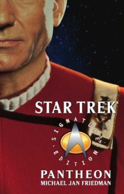 Star Trek Books - Pantheon (Star Trek)