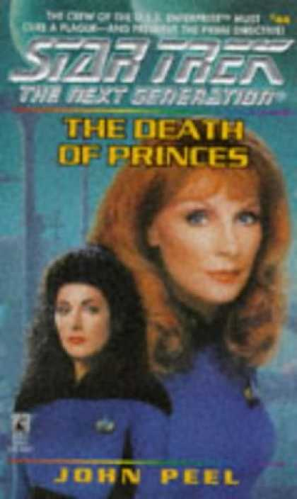 Star Trek Books - The Death of Princes (Star Trek: The Next Generation, No. 44)