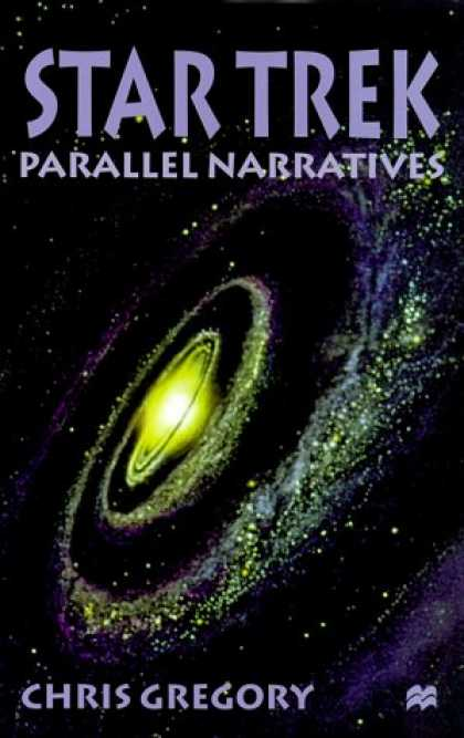 Star Trek Books - Star Trek: Parallel Narratives