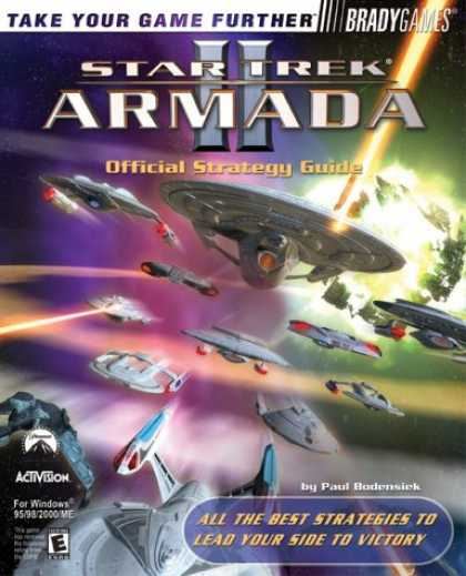 Star Trek Books - Star Trek: Armada II Official Strategy Guide