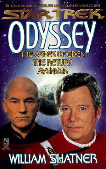 Star Trek Books - Odyssey (Star Trek)