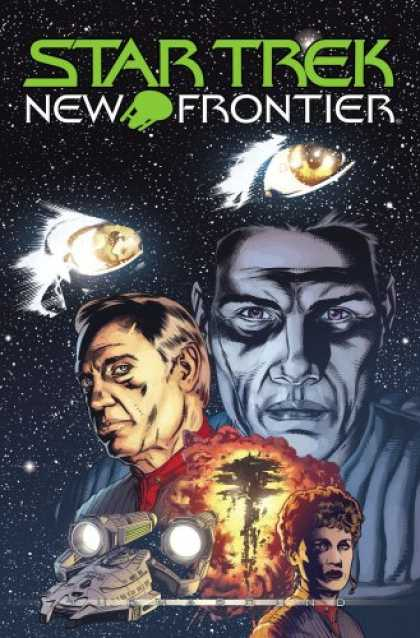 Star Trek Books - Star Trek: New Frontier
