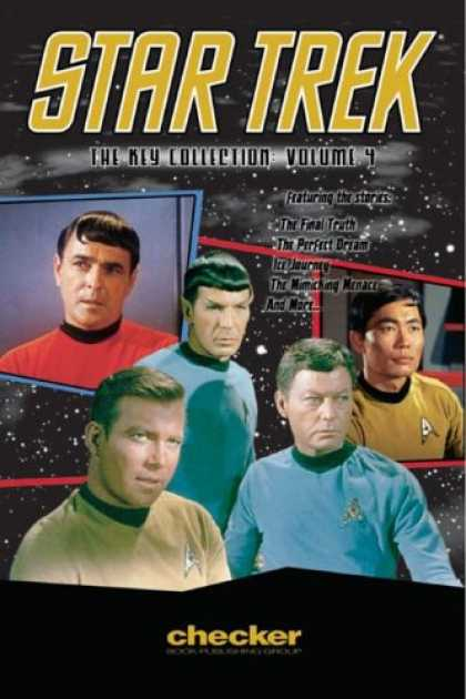 Star Trek Books - Star Trek: The Key Collection, Vol. 4 (Star Trek)