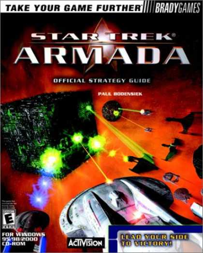 Star Trek Books - Star Trek: Armada Official Strategy Guide (Official Guide)