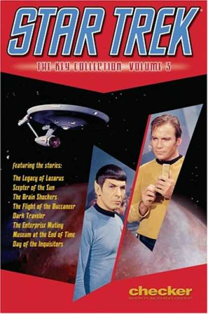 Star Trek Books - Star Trek: The Key Collection, Vol. 3 (Star Trek: The Key Collection)
