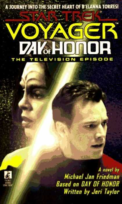 Star Trek Books - Day of Honor (Star Trek Voyager)