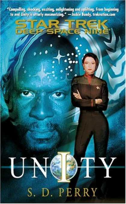 Star Trek Books - Unity (Star Trek: Deep Space Nine)
