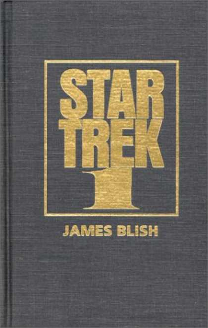 Star Trek Books - Star Trek 1