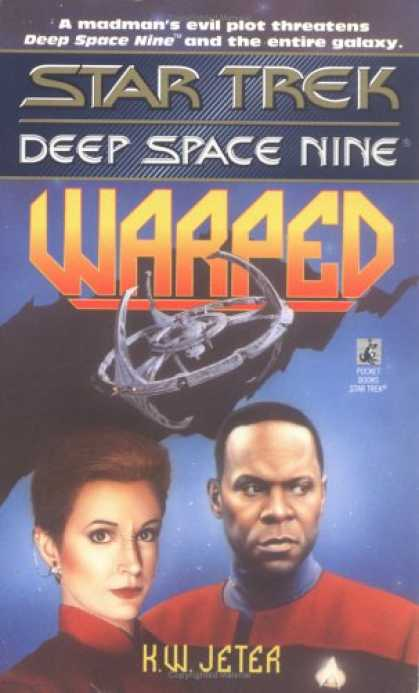 Star Trek Books - Warped (Star Trek: Deep Space Nine)