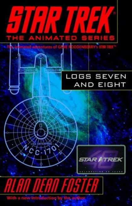 Star Trek Books - Star Trek Logs Seven and Eight (Star Trek the Animated Series)