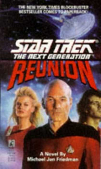 Star Trek Books - Reunion (Star Trek: The Next Generation)
