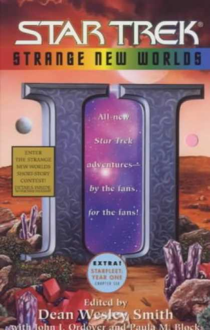Star Trek Books - Strange New Worlds II (Star Trek: All) (Bk. 2)
