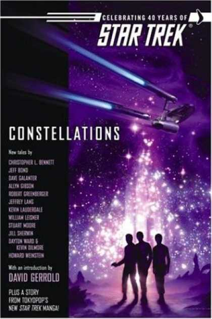 Star Trek Books - Constellations (Star Trek)