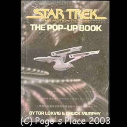 Star Trek Books - Star Trek, the Motion Picture: The Pop-Up Book