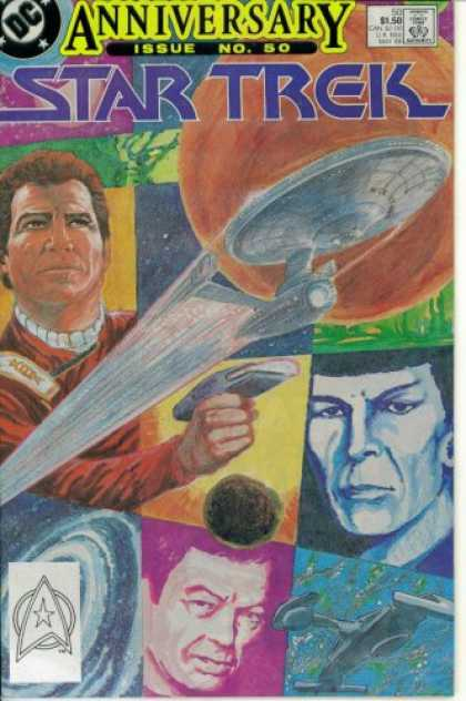 Star Trek Books - Star Trek #50 : Marriage of Inconvenience (Special Anniversary Edition - DC Comi