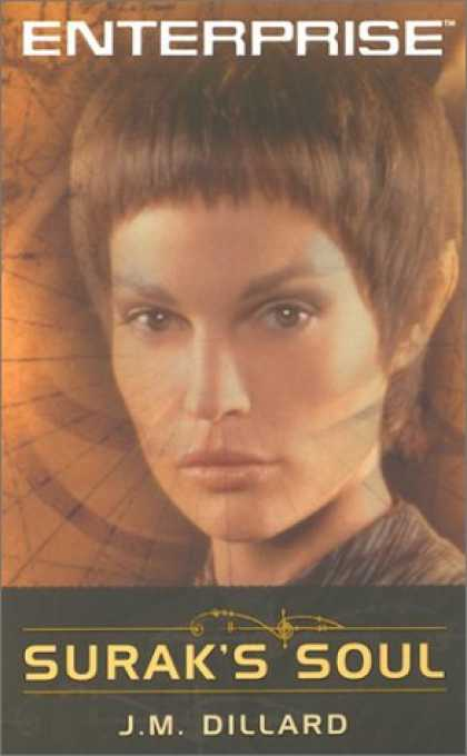 Star Trek Books - Surak's Soul (Star Trek Enterprise)
