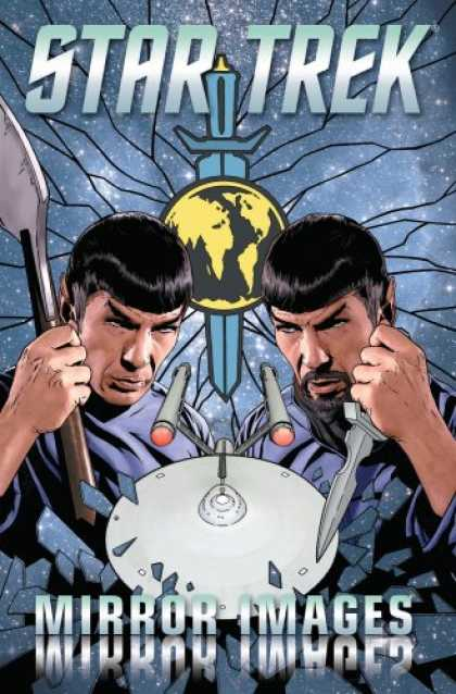 Star Trek Books - Star Trek: Mirror Images (Star Trek)