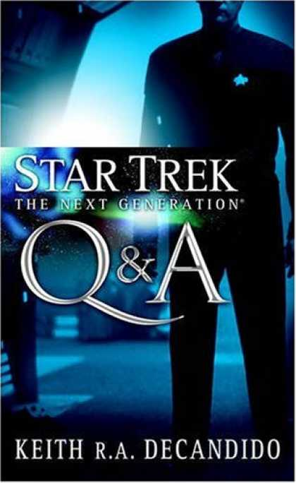 Star Trek Books - Q&A (Star Trek: The Next Generation)
