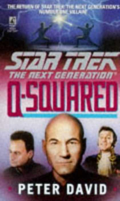 Star Trek Books - Q-Squared (Star Trek: The Next Generation)