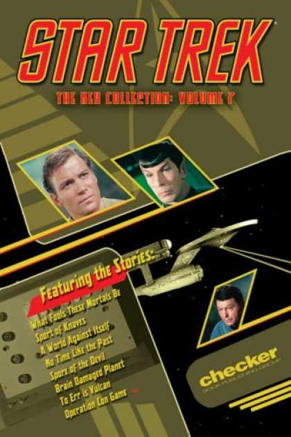 Star Trek Books - Star Trek: The Key Collection Volume 7
