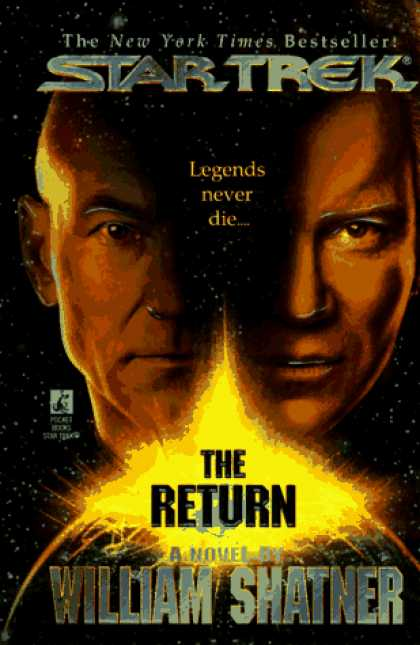 Star Trek Books - The Return (Star Trek)
